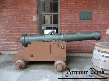 "Spanish Cannon ""San Martin"" 1684 [Walk Around]"