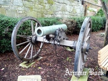 US 12pdr Howitzer Model 1841 [Walk Around]