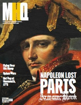 MHQ: The Quarterly Journal of Military History Vol.29 No.1 (2016-Fall)