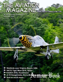 The Aviation Magazine 2016-09/10 (Vol.7 Iss.6)
