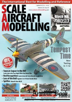 Scale Aircraft Modelling 2016-09 (Vol.38 No.07)