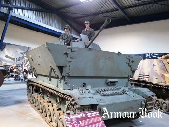 "SdKfz 1613 Flakpanzer IV ""Mobelwagen"" [Walk Around]"