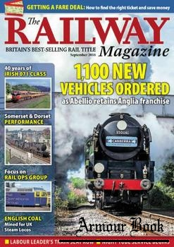 The Railway Magazine 2016-09