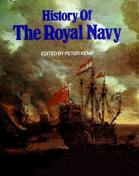 History of the Royal Navy [G.P. Putnam's Sons]