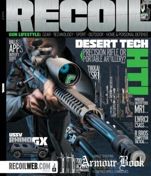 Recoil - Issue 26 2016