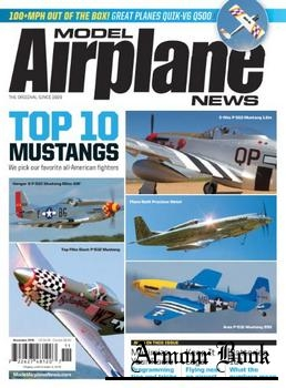 Model Airplane News - 2016-11