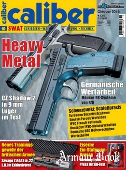 Caliber SWAT Magazin 2016-10