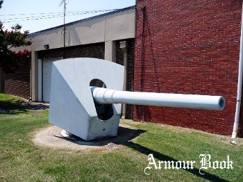 Spanish 14 cm Hontoria QF Gun [Walk Around]