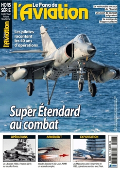Super Etendard au Combat [Le Fana de L'Aviation Hors-Serie №7]
