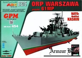 ORP Warszawa pr.61MP [GPM 454]