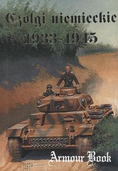 Czolgi Niemieckie 1933-1945 [Wydawnictwo Militaria]