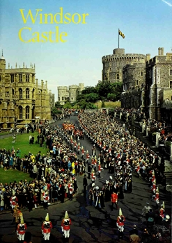 Windsor Castle [Britains Heritage Series]