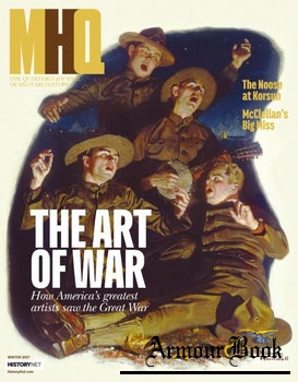 MHQ: The Quarterly Journal of Military History Vol.29 No.2 (2017-Winter)