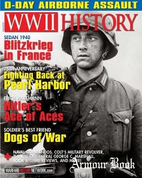 WWII History 2016-12 (Vol.16 No.01)