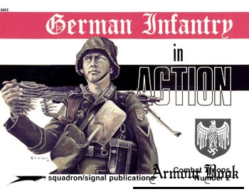 German Infantry In Action [Squadron Signal 3002]