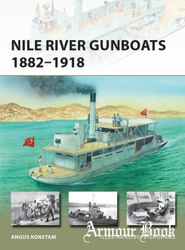 Nile River Gunboats 1882-1918 [Osprey New Vanguard 239]