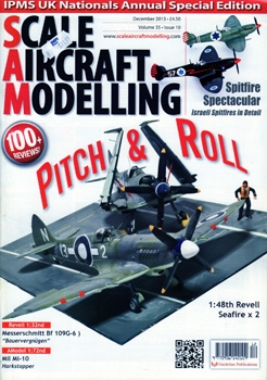 Scale Aircraft Modelling 2013-12 (Vol.35 No.10)