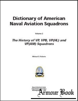 Dictionary of American Naval Aviation Squadrons Vol.2