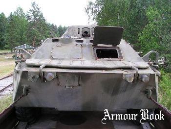 BTR-70 [Walk Around]