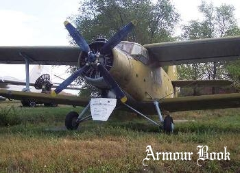 An-2 Colt [Walk Around]