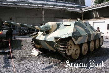 Hetzer G13-D [Walk Around]