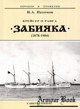 "Крейсер II ранга ""Забияка"" (1878-1904) [Корабли и сражения]"