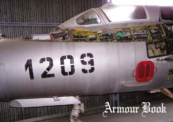 MiG-21MA Fishbed (Stripped) [Walk Around]