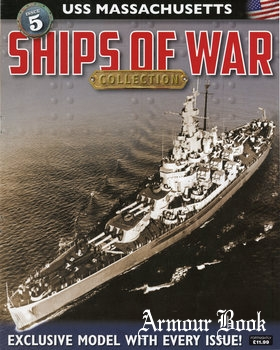 USS Massachusetts [Ships of War Collection №05]