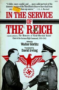 In the Service of the Reich [Stein and Day Publishers]