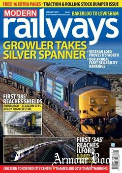 Modern Railways 2017-01