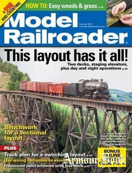 Model Railroader 2017-02