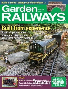Garden Railways 2017-01