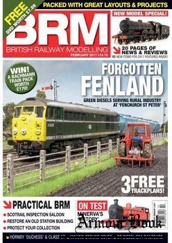 British Railway Modelling 2017-02