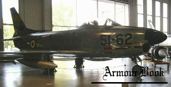 North American F-86K Sabre Dog (Fiat) [Walk Around]