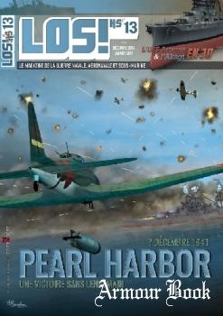 Pearl Harbor: Une victoire sans lendemain [LOS! Hors-Serie №13]