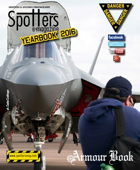 Spotters Magazine Yearbook 2016