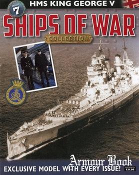 HMS King George V [Ships of War Collection №07]