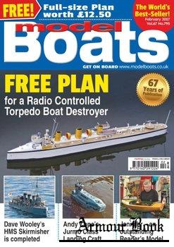 Model Boats 2017-02