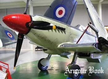 Supermarine Seafire F Mk.17 [Walk Around]