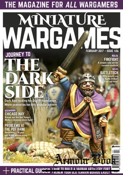 Miniature Wargames 2017-02