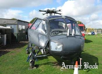 Westland Wasp HAS Mk.1 [Walk Around]