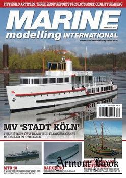 Marine Modelling International 2017-02