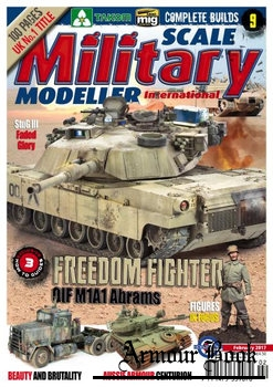 Scale Military Modeller International 2017-02 (Vol.47 Iss.551)