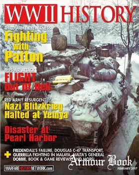 WWII History 2017-02 (Vol.16 No.02)
