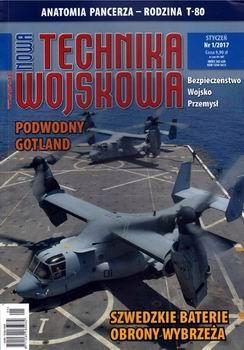 Nowa Technika Wojskowa 2017-01 (308)