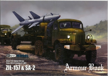 ZiL-157 & SA-2 [Angraf 2014-03]