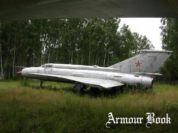 MiG-21I Analog [Walk Around]