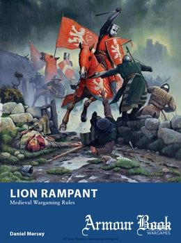 Lion Rampant: Medieval Wargaming Rules [Osprey Wargames 8]