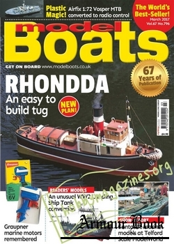 Model Boats 2017-03
