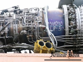 Aviation Engine TV3-117 [Walk Around]